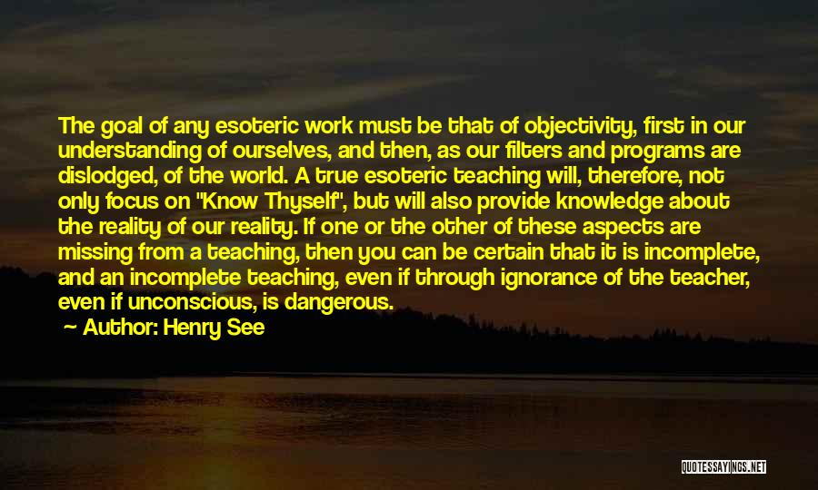True Missing You Quotes By Henry See