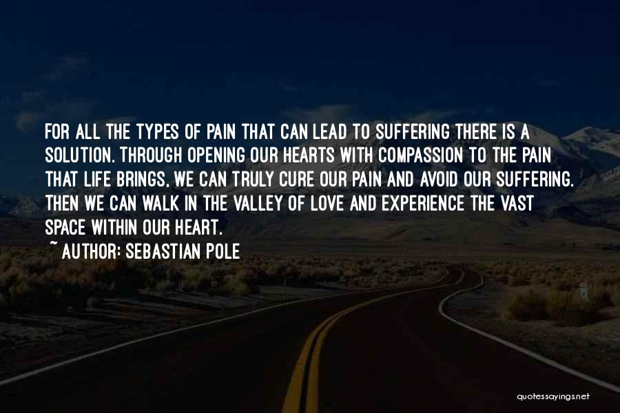 Truly Living Life Quotes By Sebastian Pole
