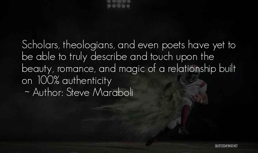 Truly Love Quotes By Steve Maraboli