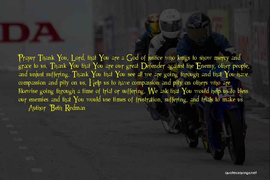 Trust In God Quotes By Beth Redman