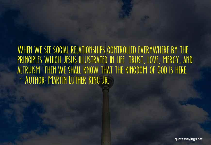Trust In God Quotes By Martin Luther King Jr.