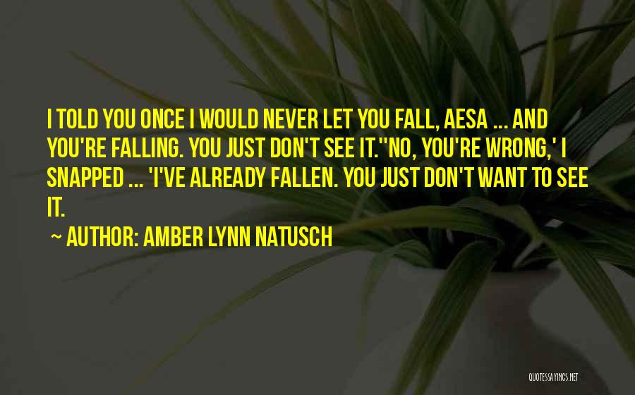 Trust In Me J Lynn Quotes By Amber Lynn Natusch