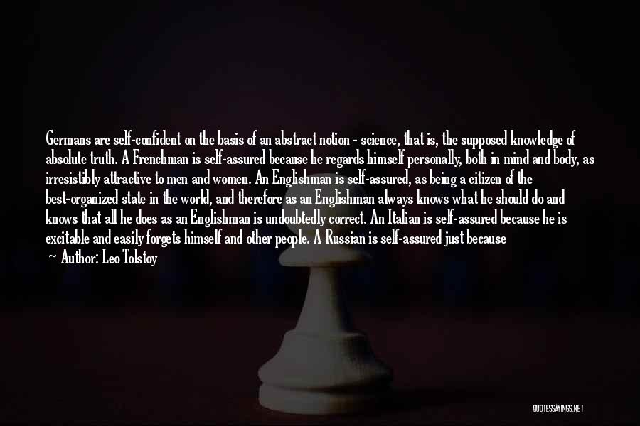 Truth Be Known Quotes By Leo Tolstoy