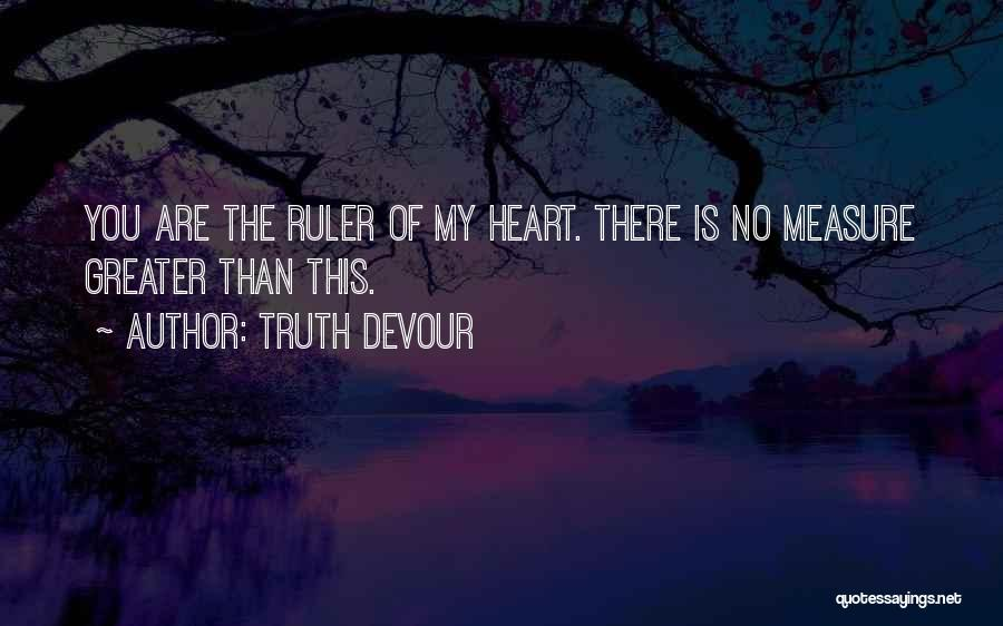 Truth Devour Quotes 1685221