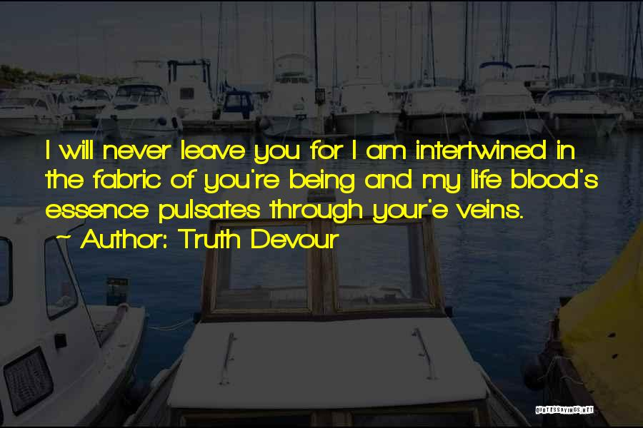 Truth Devour Quotes 218790