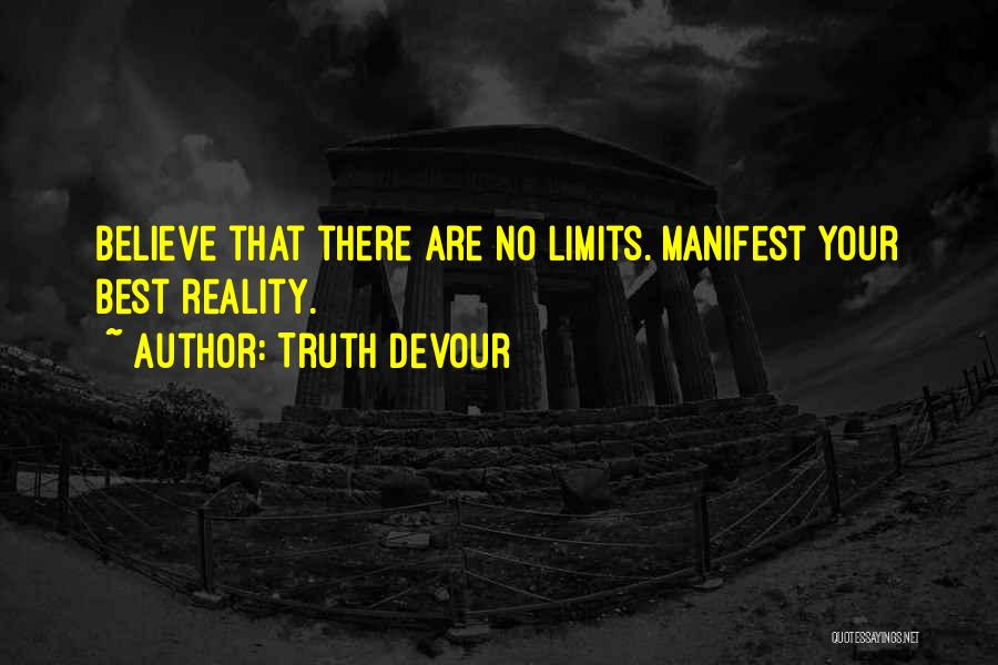 Truth Devour Quotes 2263096