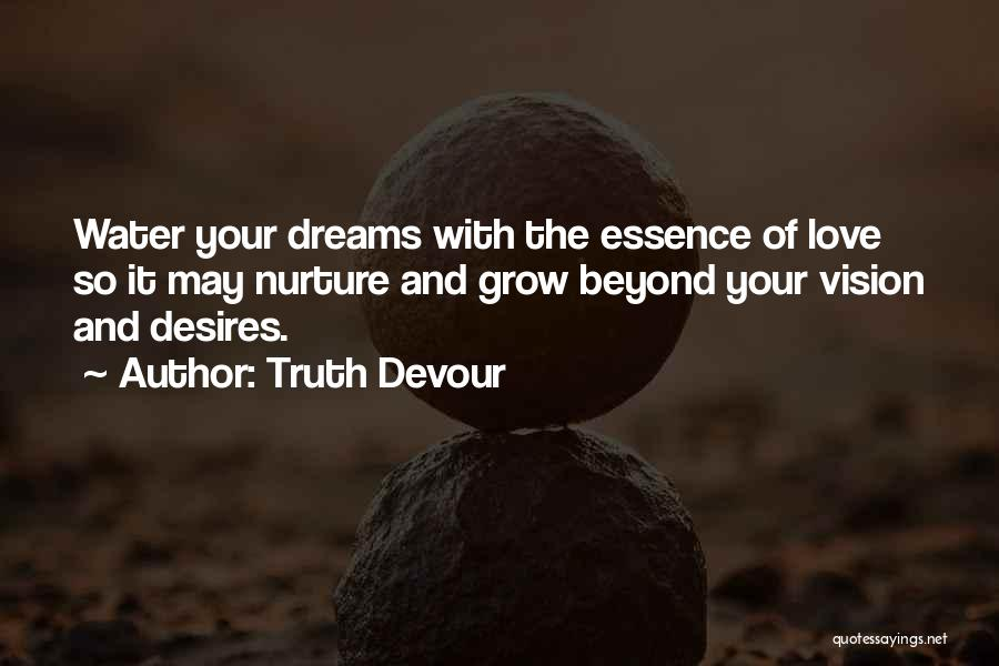 Truth Devour Quotes 84333