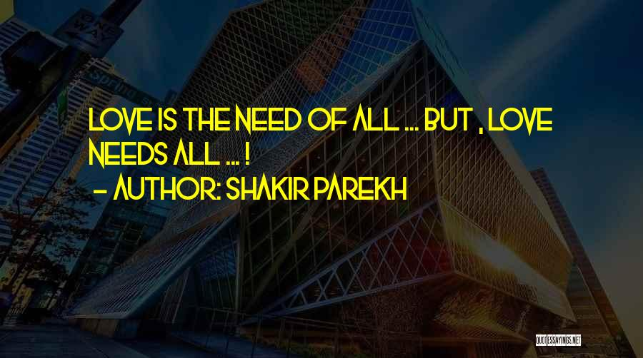 Truth Hurts Love Quotes By Shakir Parekh