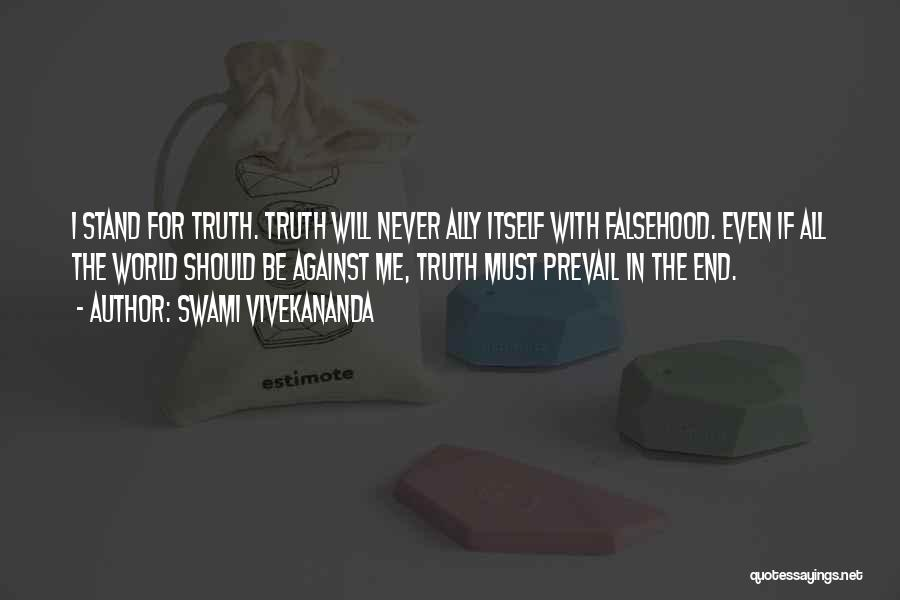 Top 54 Truth Will Prevail Quotes Sayings