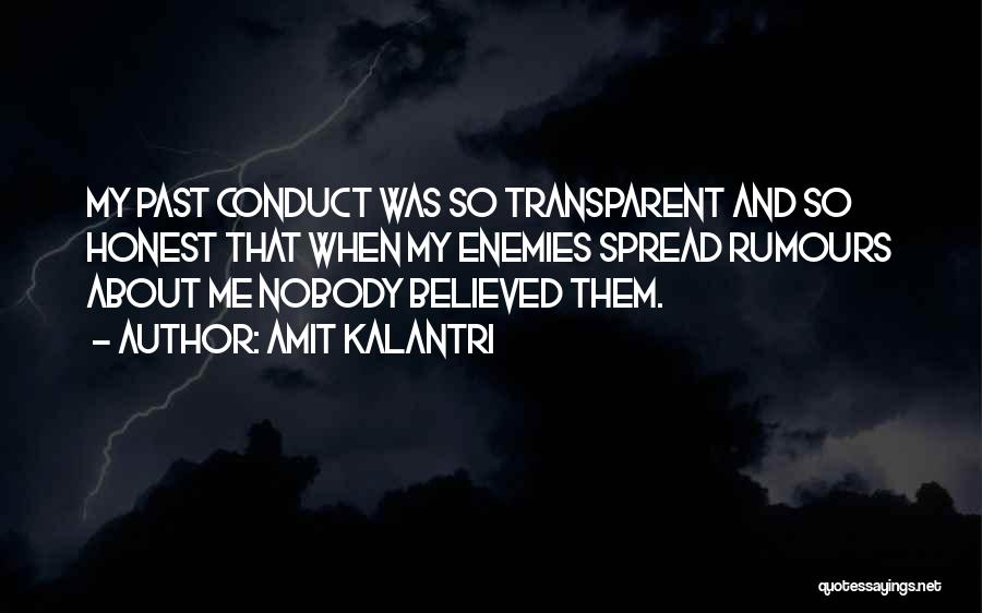 Truthful And Honest Quotes By Amit Kalantri