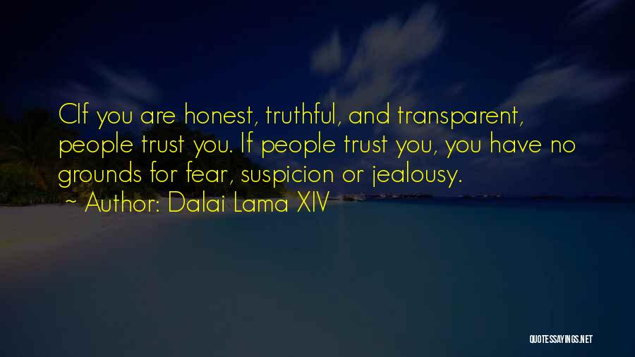 Truthful And Honest Quotes By Dalai Lama XIV