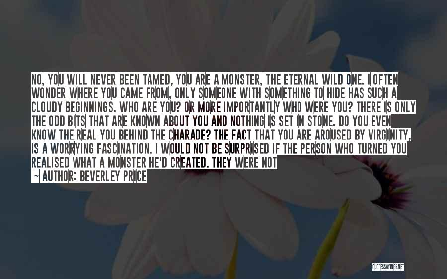 Trying To Be Fit Quotes By Beverley Price