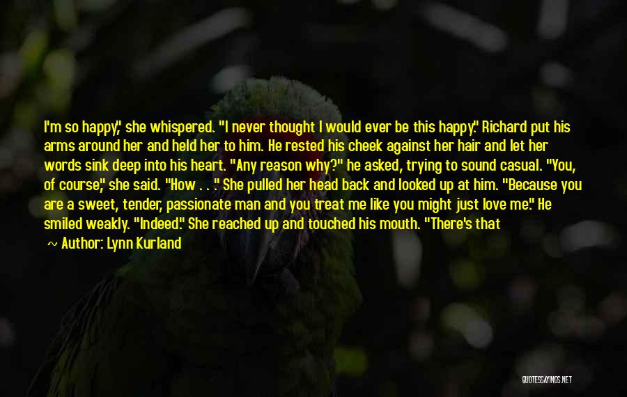 Trying To Get Your Man Back Quotes By Lynn Kurland