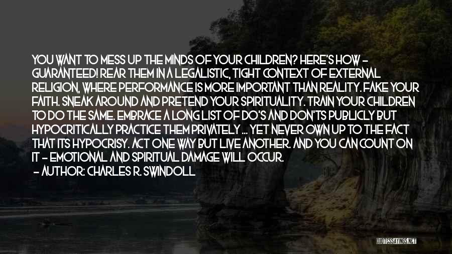 Ts Quotes By Charles R. Swindoll