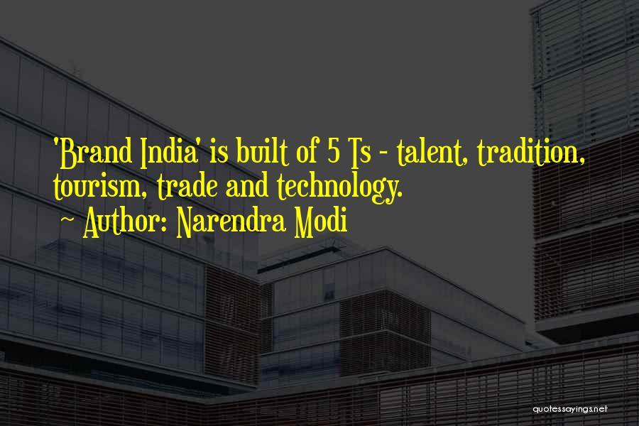 Ts Quotes By Narendra Modi