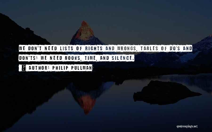 Ts Quotes By Philip Pullman
