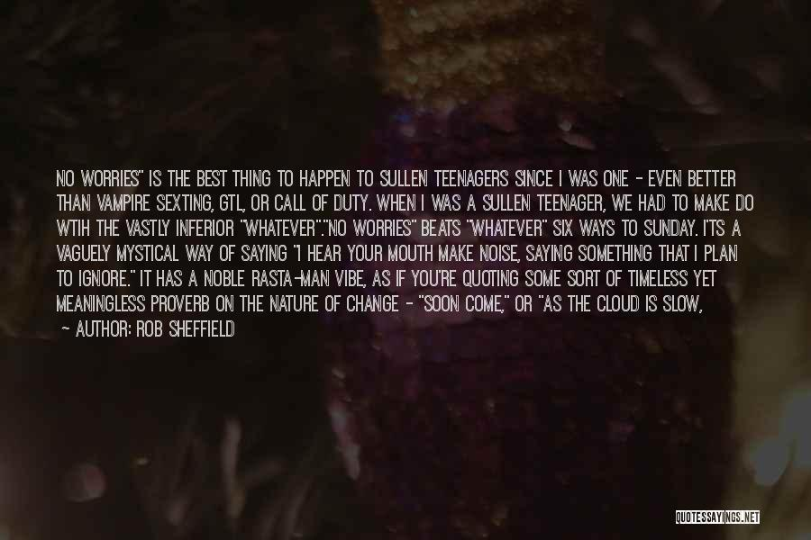 Ts Quotes By Rob Sheffield