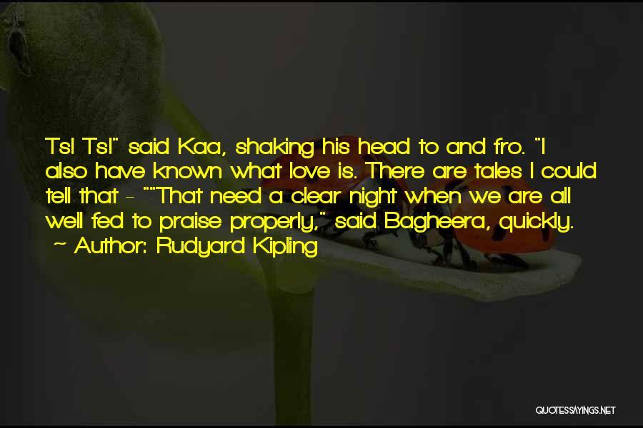 Ts Quotes By Rudyard Kipling
