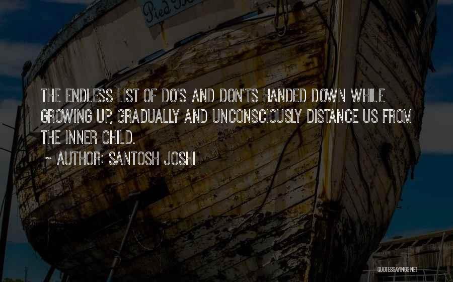 Ts Quotes By Santosh Joshi