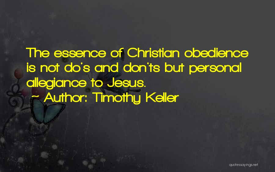 Ts Quotes By Timothy Keller
