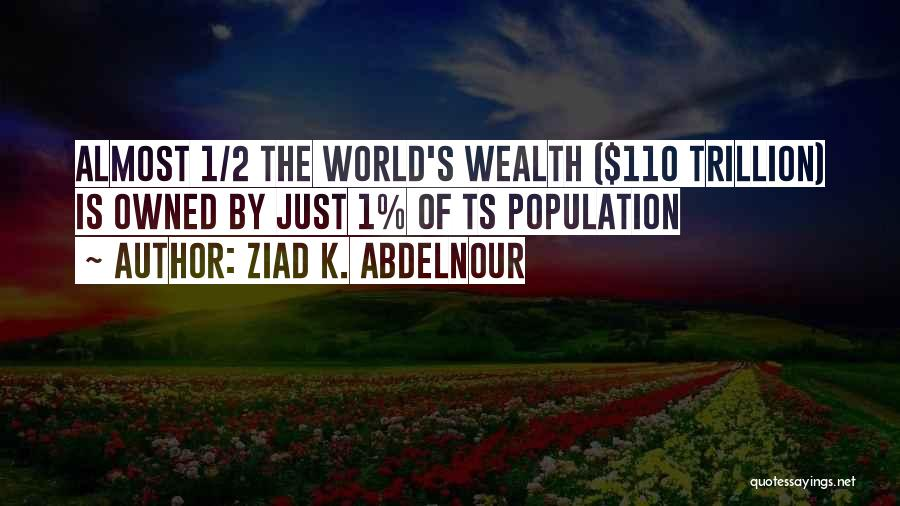 Ts Quotes By Ziad K. Abdelnour