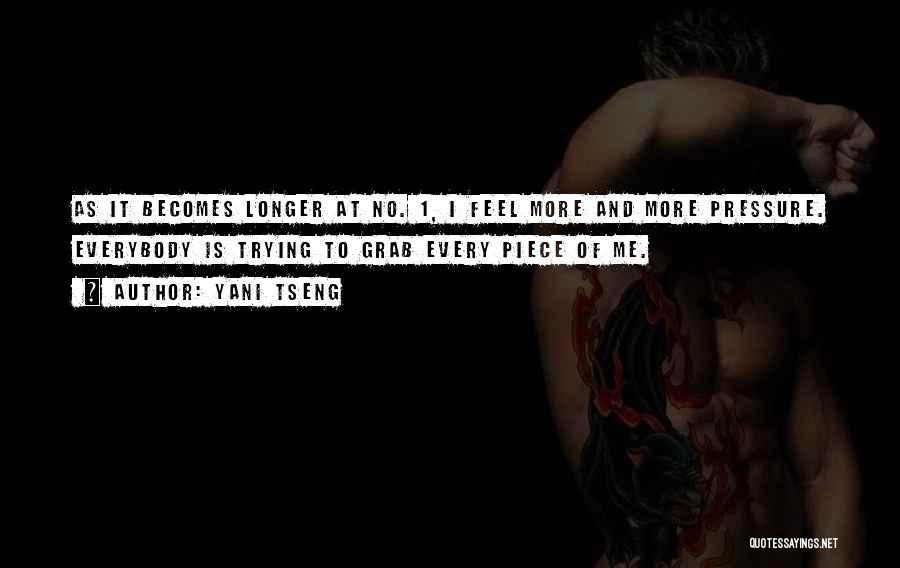 Tseng Quotes By Yani Tseng
