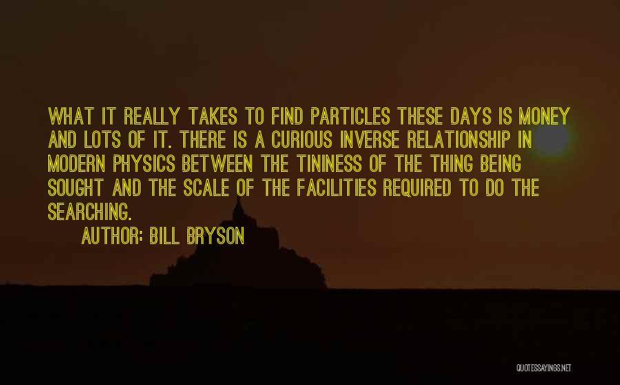 Tsundere Love Quotes By Bill Bryson