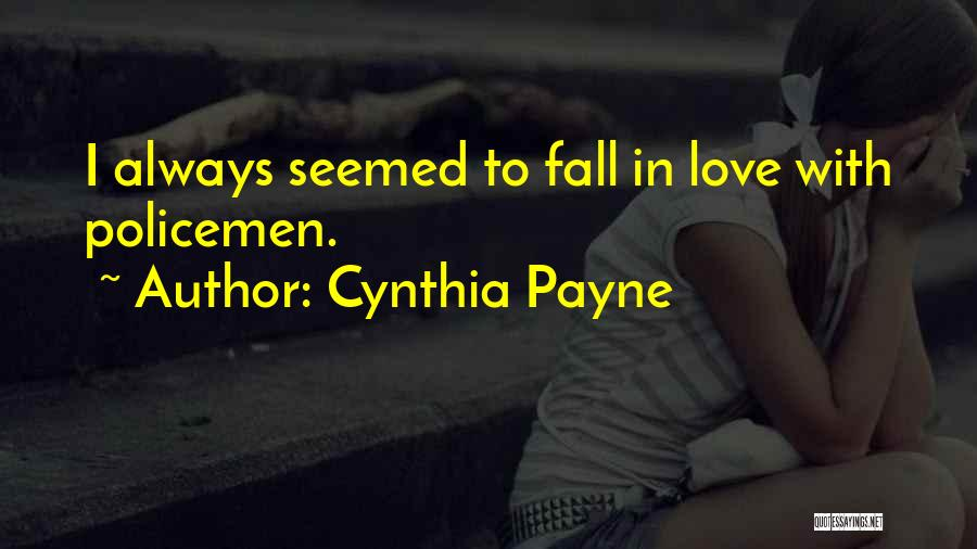 Tsundere Love Quotes By Cynthia Payne