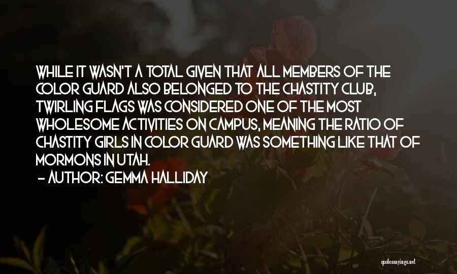 Tsundere Love Quotes By Gemma Halliday