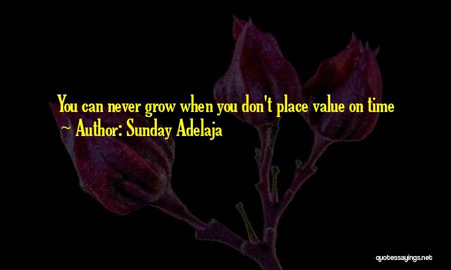 Tsundere Love Quotes By Sunday Adelaja