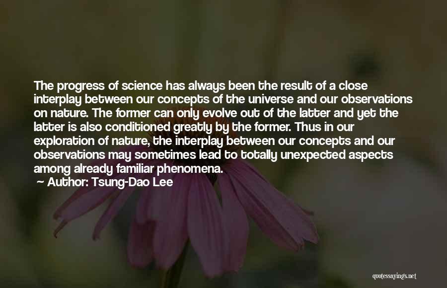 Tsung-Dao Lee Quotes 1054971