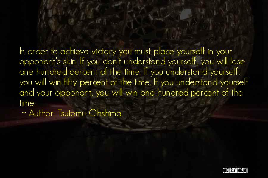 Tsutomu Ohshima Quotes 716866