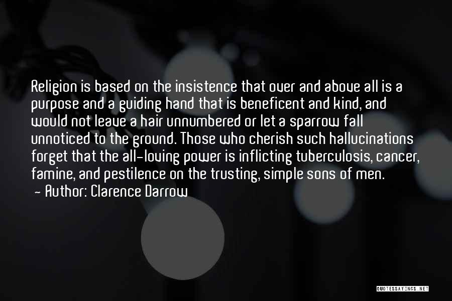 Tuberculosis Quotes By Clarence Darrow