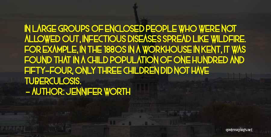Tuberculosis Quotes By Jennifer Worth