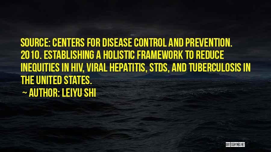 Tuberculosis Quotes By Leiyu Shi