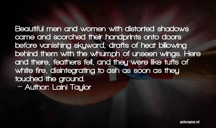 Tufts Quotes By Laini Taylor