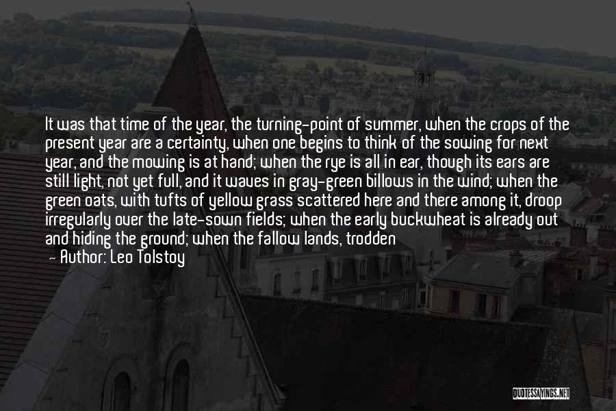 Tufts Quotes By Leo Tolstoy