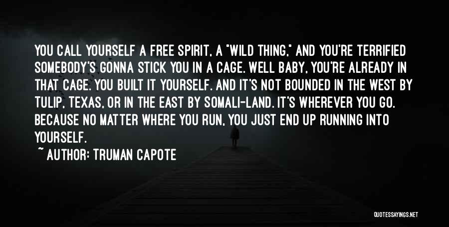 Tulip Quotes By Truman Capote