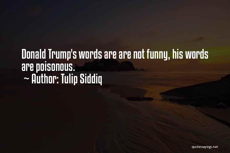 Tulip Quotes By Tulip Siddiq