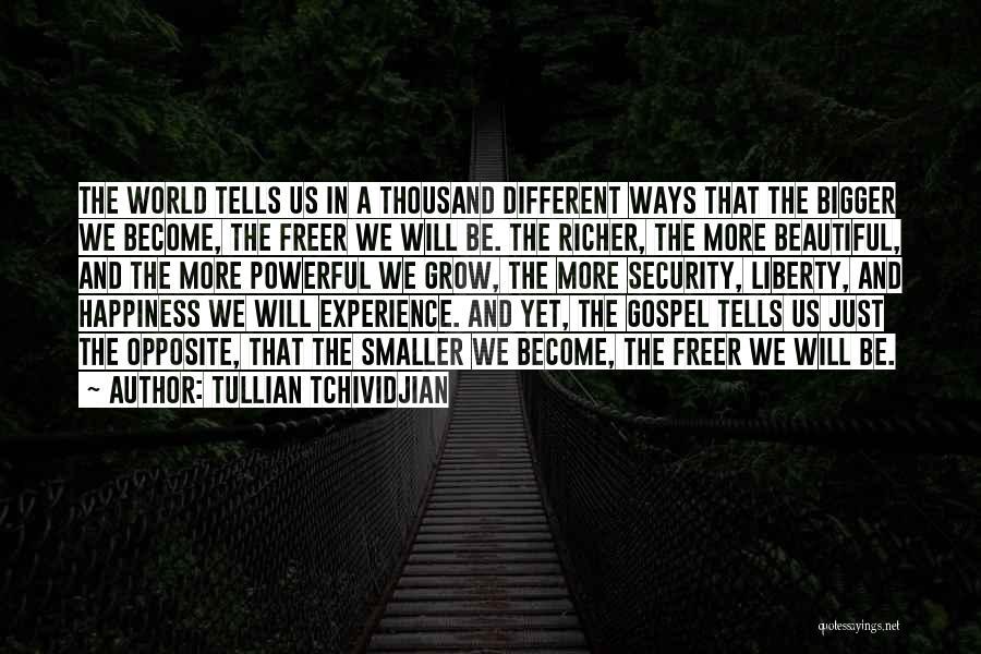 Tullian Tchividjian Quotes 1687543