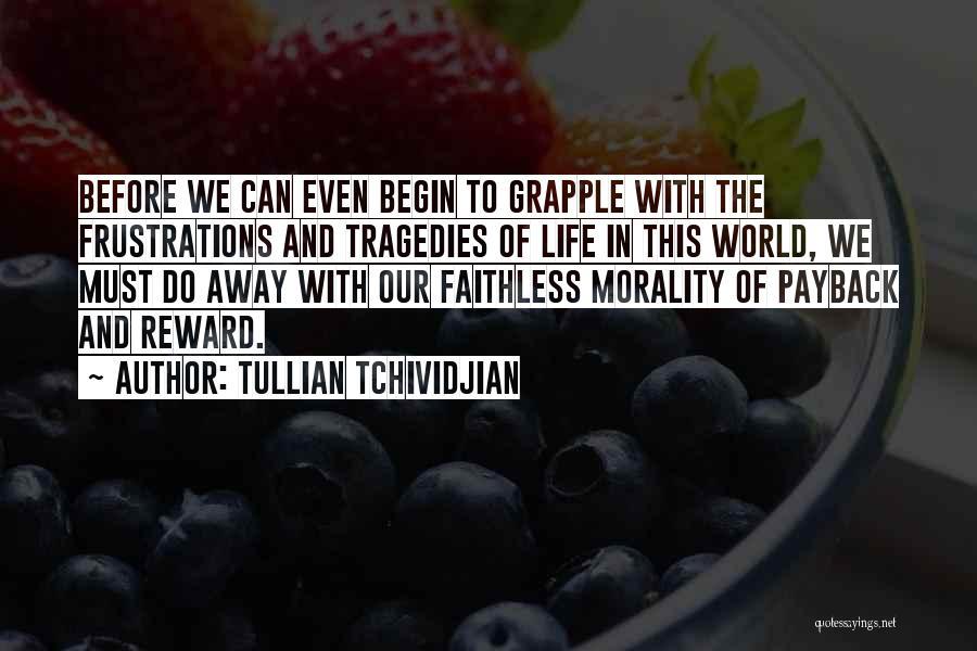 Tullian Tchividjian Quotes 2220545