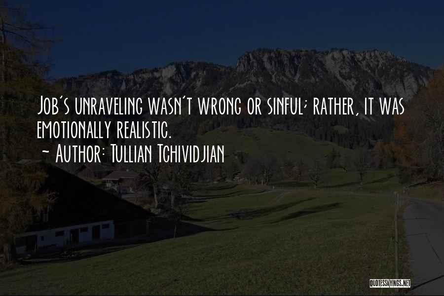 Tullian Tchividjian Quotes 356205