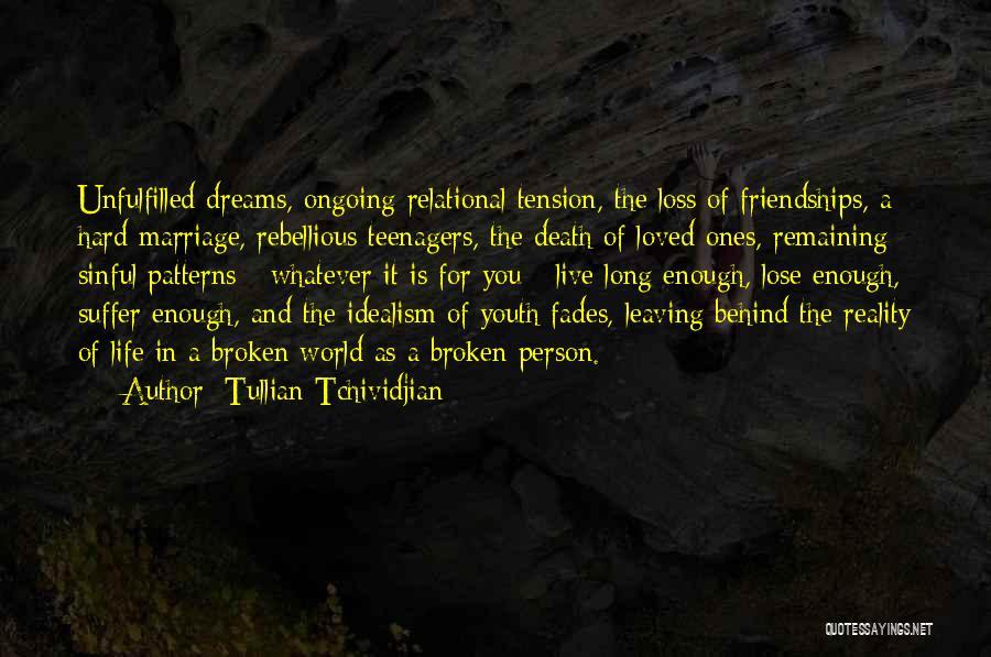 Tullian Tchividjian Quotes 426820