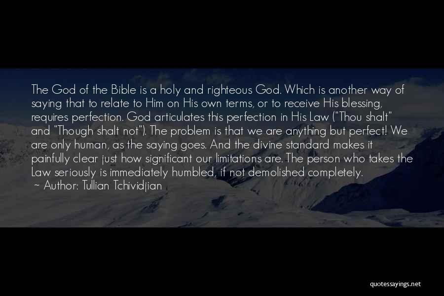 Tullian Tchividjian Quotes 643437