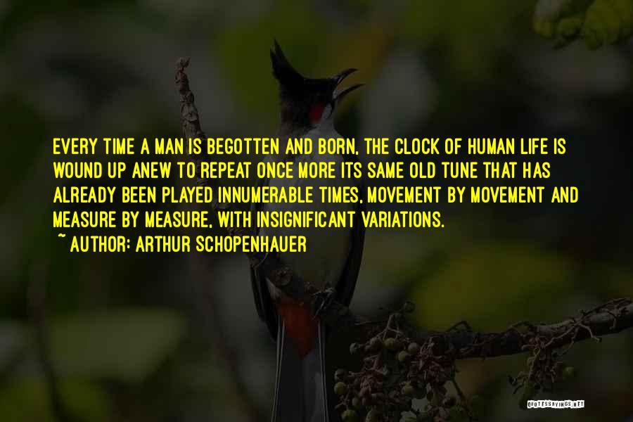 Tunes Quotes By Arthur Schopenhauer