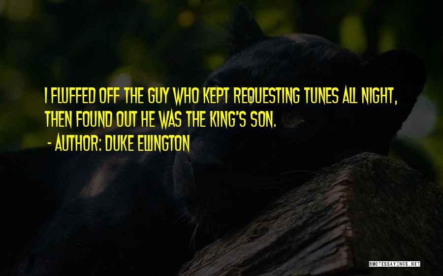 Tunes Quotes By Duke Ellington