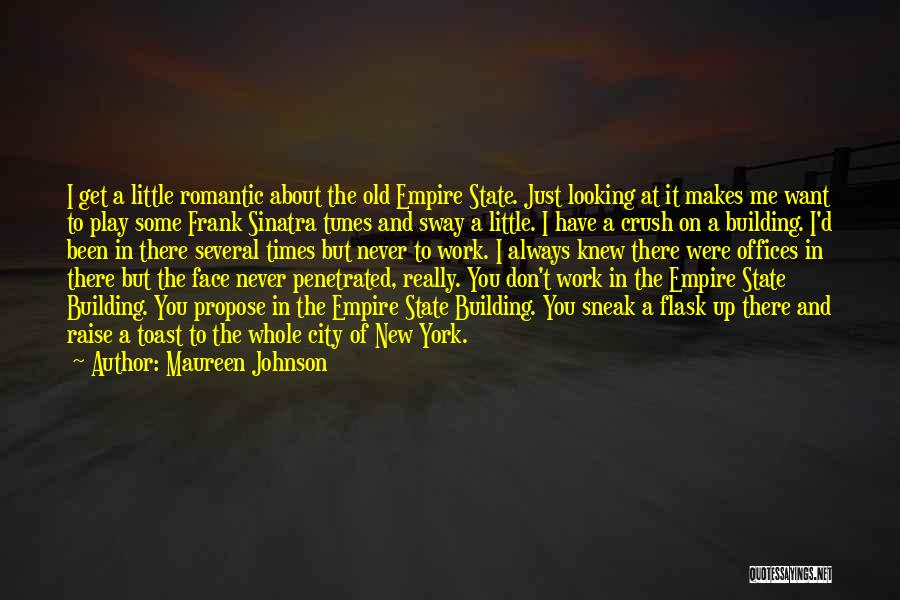 Tunes Quotes By Maureen Johnson