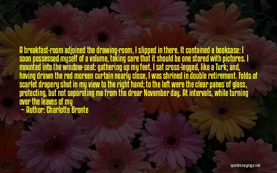 Turk Quotes By Charlotte Bronte