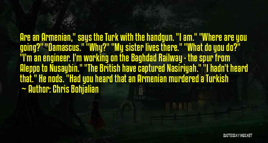 Turk Quotes By Chris Bohjalian