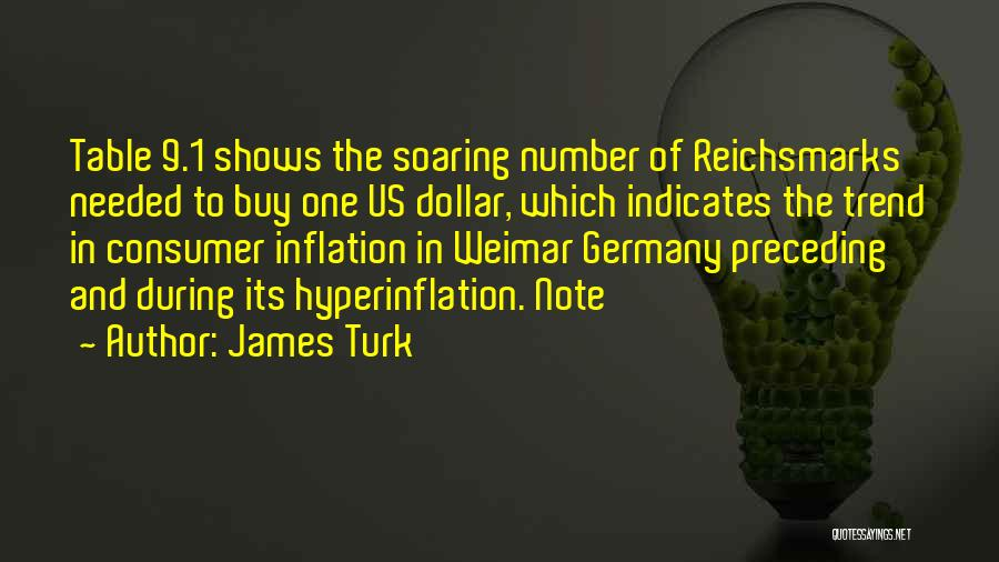 Turk Quotes By James Turk